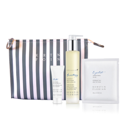 HOLIDAY GIFT KIT - Spa at home