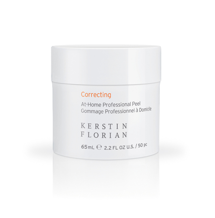 Correcting At-Home Professional Peel