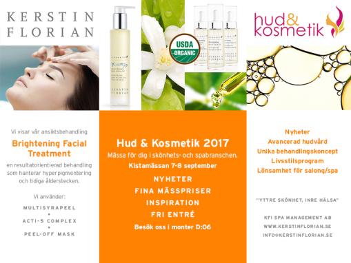 Hud & Kosmetik 2017