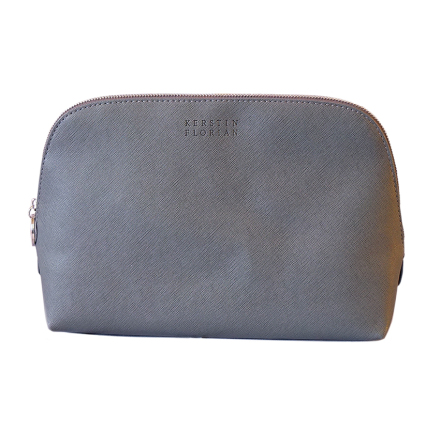 Cosmectic Bag Gray Large