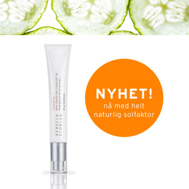 Correcting Multi-Vitamin Day Crème SPF 30 - nå med helt naturlig solfaktor!